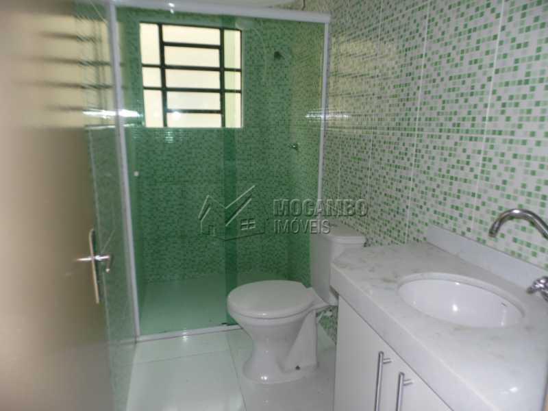 w.c. - Apartamento Para Alugar - Itatiba - SP - Residencial Beija Flor - FCAP30331 - 8