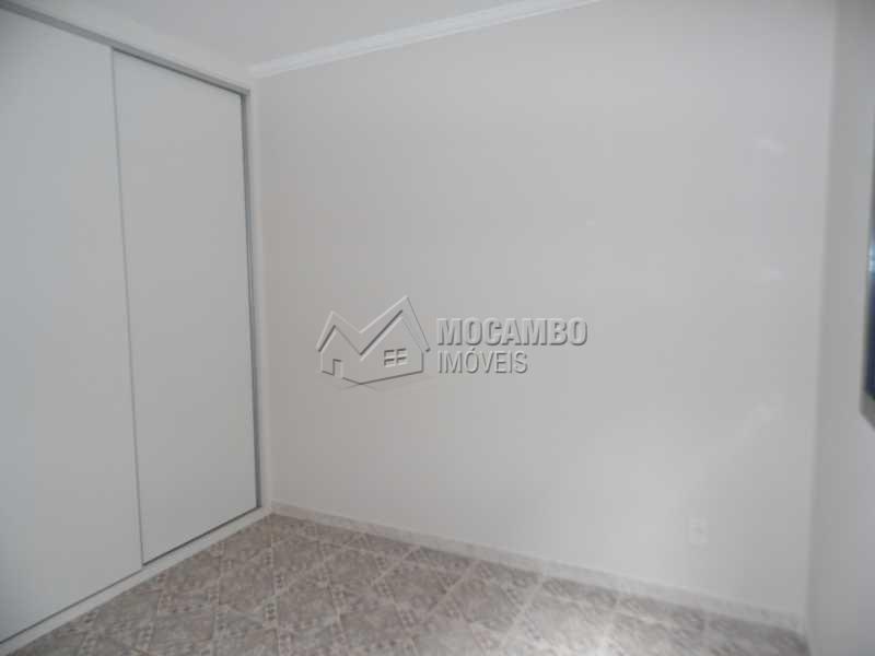 quarto - Apartamento Para Alugar - Itatiba - SP - Residencial Beija Flor - FCAP30331 - 9
