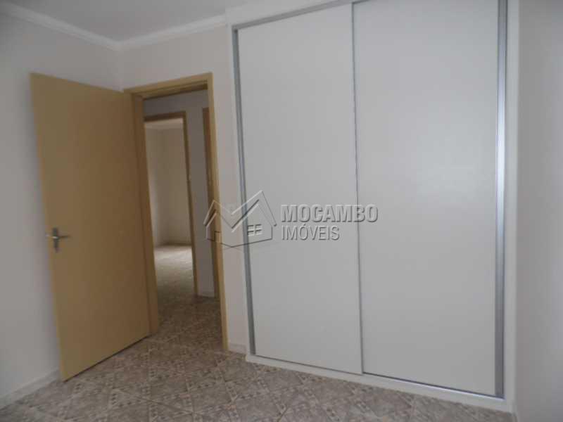 quarto - Apartamento Para Alugar - Itatiba - SP - Residencial Beija Flor - FCAP30331 - 10