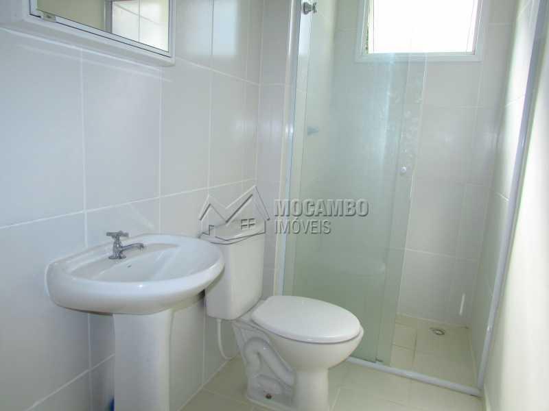 Banheiro Social - Apartamento 2 quartos para alugar Itatiba,SP - R$ 730 - FCAP20393 - 8