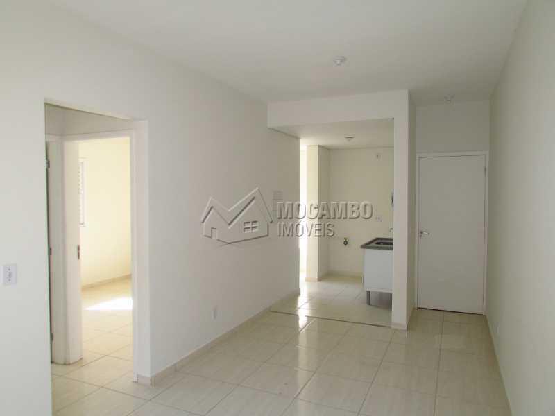 Sala - Apartamento 2 quartos para alugar Itatiba,SP - R$ 730 - FCAP20393 - 1