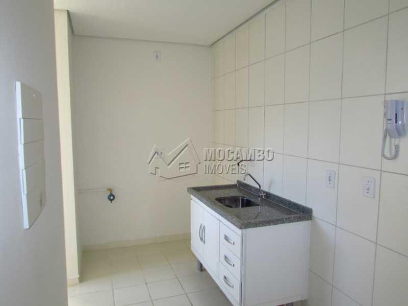 Cozinha - Apartamento 2 quartos para alugar Itatiba,SP - R$ 730 - FCAP20393 - 11