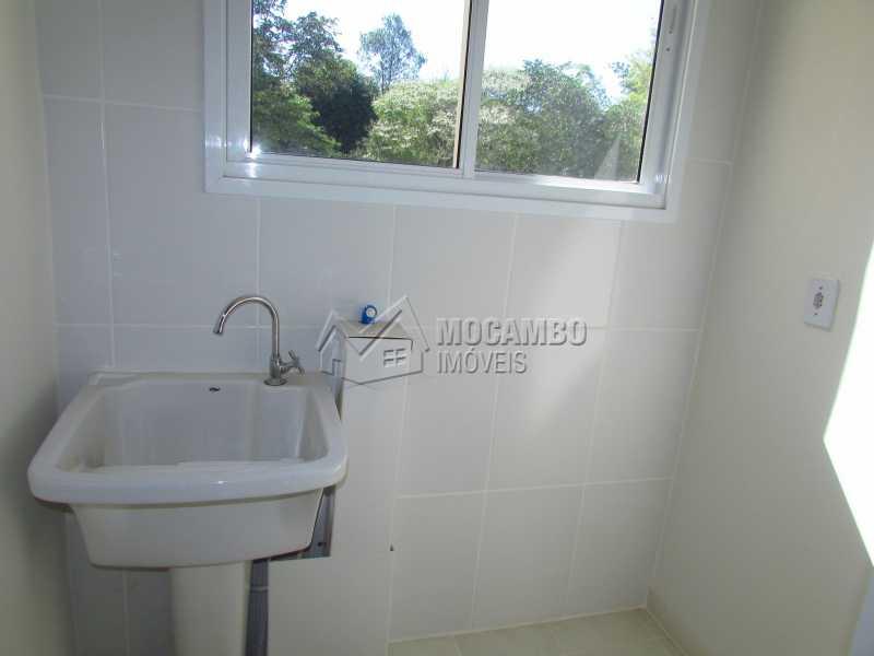 Área de Serviço - Apartamento 2 quartos para alugar Itatiba,SP - R$ 730 - FCAP20393 - 13