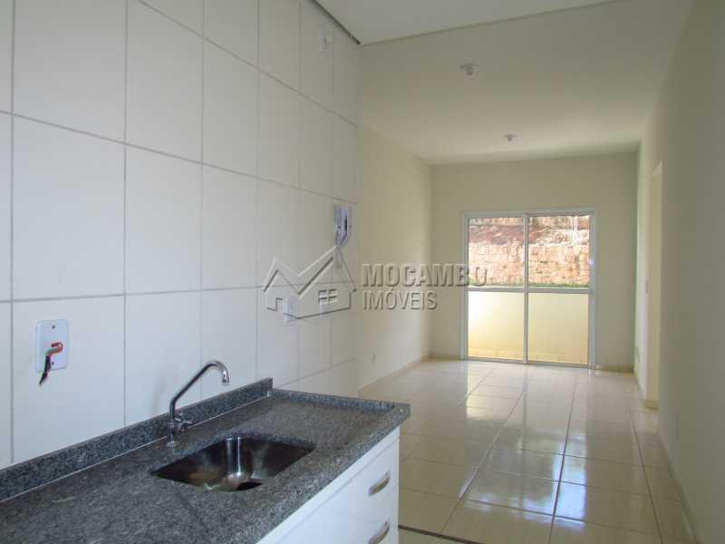 Cozinha - Apartamento 2 quartos para alugar Itatiba,SP - R$ 730 - FCAP20393 - 12
