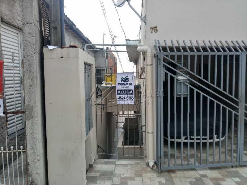 Fachada - Casa 1 quarto para alugar Itatiba,SP - R$ 530 - FCCA10102 - 1