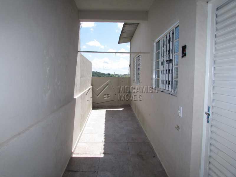 Quintal - Casa 1 quarto para alugar Itatiba,SP - R$ 570 - FCCA10229 - 7