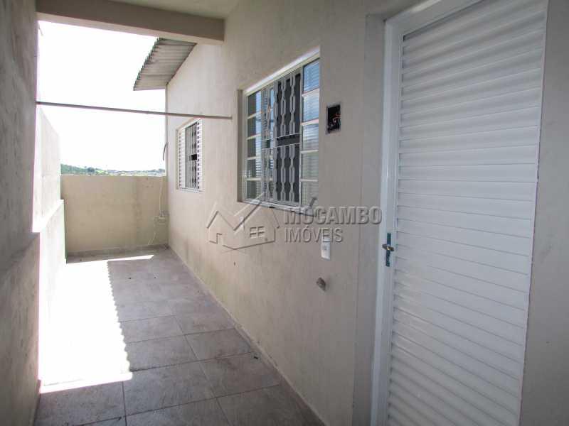Frente - Casa 1 quarto para alugar Itatiba,SP - R$ 570 - FCCA10229 - 8