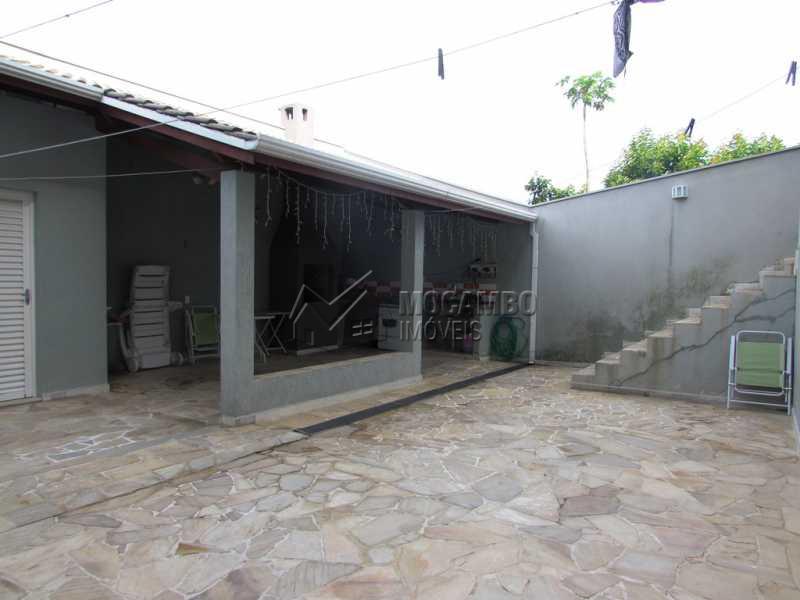 Quintal - Casa Itatiba, Jardim México, SP À Venda, 3 Quartos, 284m² - FCCA30811 - 15
