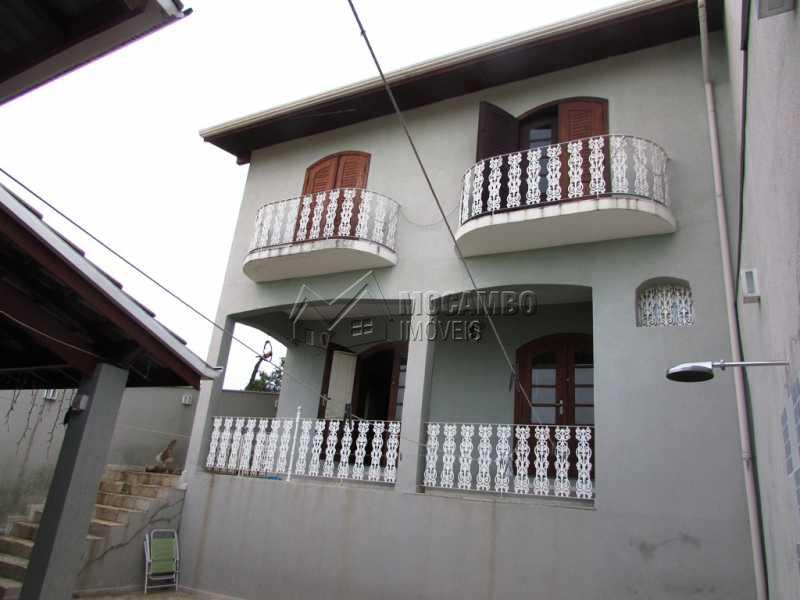 Fundos - Casa Itatiba, Jardim México, SP À Venda, 3 Quartos, 284m² - FCCA30811 - 17
