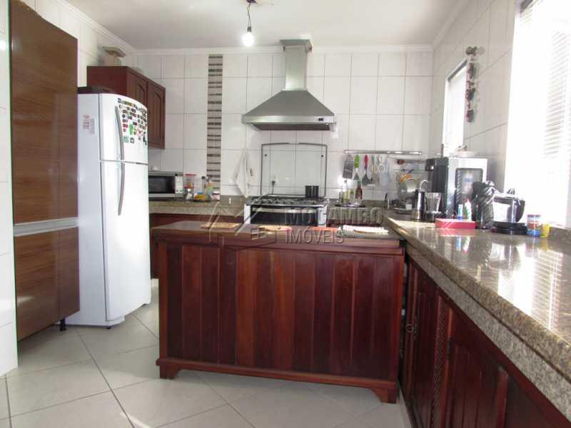 Cozinha - Casa Itatiba, Jardim México, SP À Venda, 3 Quartos, 284m² - FCCA30811 - 4