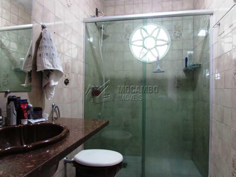 Banheiro Social - Casa Itatiba, Jardim México, SP À Venda, 3 Quartos, 284m² - FCCA30811 - 11