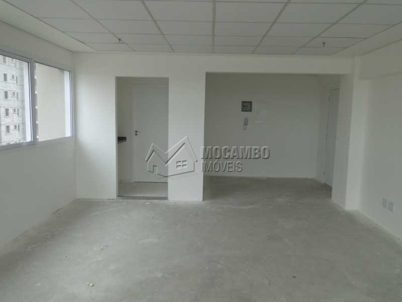 Sala - Sala Comercial Para Alugar no Condomínio Edifício Inside Corporate - Vila Cassaro - Itatiba - SP - FCSL00102 - 3
