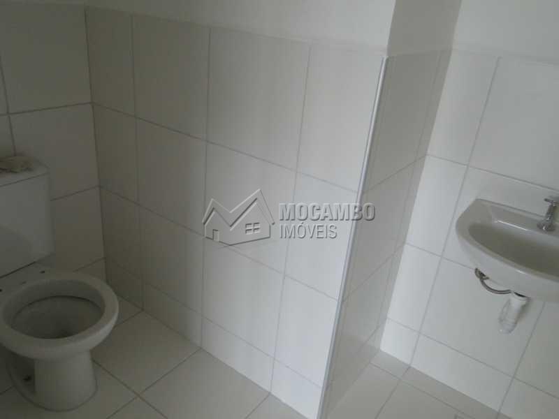 Banheiro - Sala Comercial Para Alugar no Condomínio Edifício Inside Corporate - Vila Cassaro - Itatiba - SP - FCSL00104 - 5