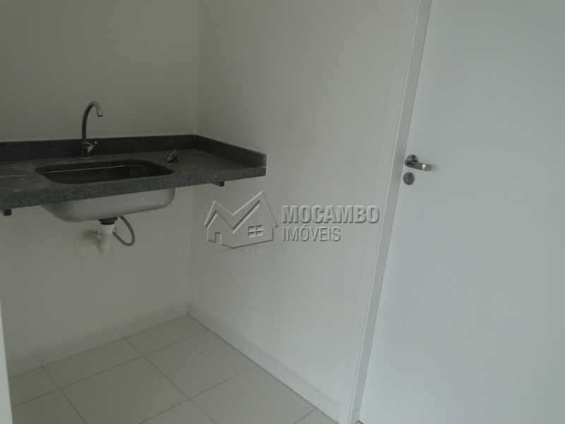 Cozinha - Sala Comercial em condomínio Para Alugar - Condomínio Edifício Inside Corporate - Itatiba - SP - Vila Cassaro - FCSL00104 - 4