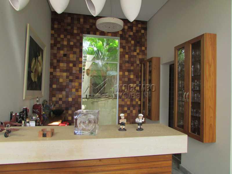 Bar - Casa em Condominio em condomínio À Venda - Condomínio Ville Chamonix - Itatiba - SP - Jardim Nossa Senhora das Graças - FCCN40065 - 14
