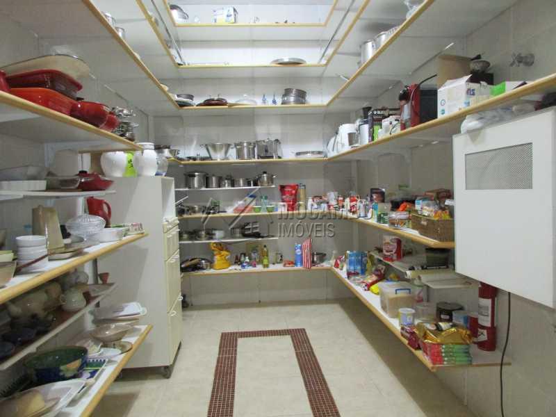 Despensa - Casa em Condominio em condomínio À Venda - Condomínio Ville Chamonix - Itatiba - SP - Jardim Nossa Senhora das Graças - FCCN40065 - 23