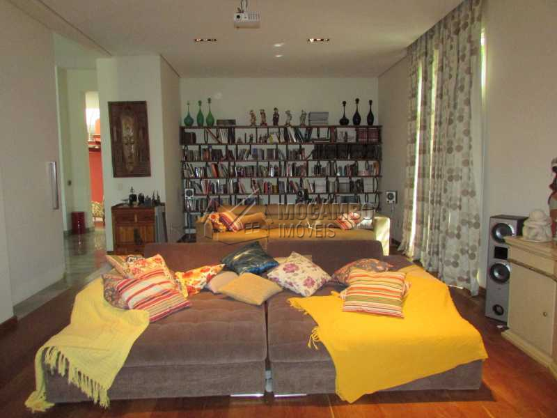 Sala de Home  - Casa À Venda no Condomínio Ville Chamonix - Condomínio Ville Chamonix - Itatiba - SP - FCCN40065 - 11