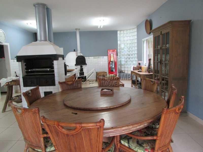 Area Gourmet - Casa em Condominio em condomínio À Venda - Condomínio Ville Chamonix - Itatiba - SP - Jardim Nossa Senhora das Graças - FCCN40065 - 25