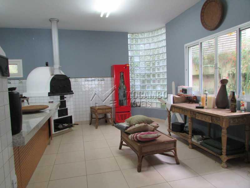 Área Gourmet - Casa À Venda no Condomínio Ville Chamonix - Condomínio Ville Chamonix - Itatiba - SP - FCCN40065 - 27