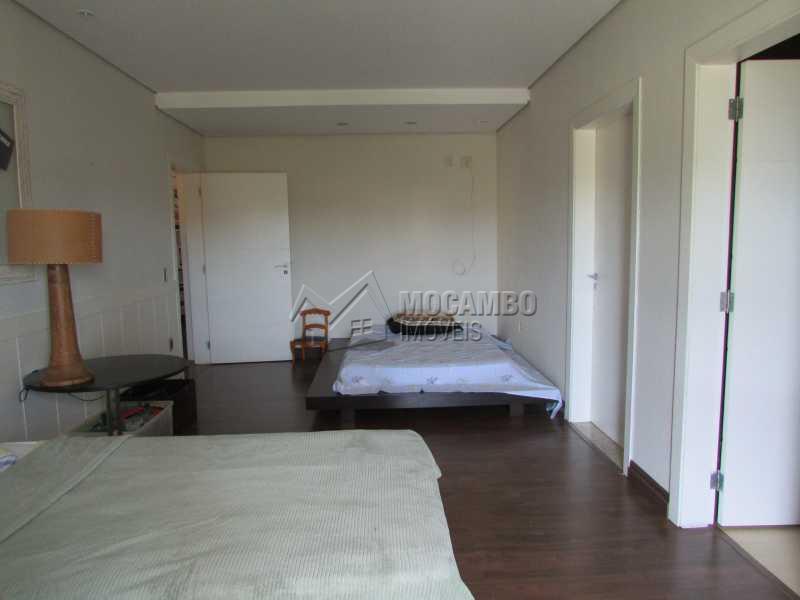Dormitórios - Casa À Venda no Condomínio Ville Chamonix - Condomínio Ville Chamonix - Itatiba - SP - FCCN40065 - 24