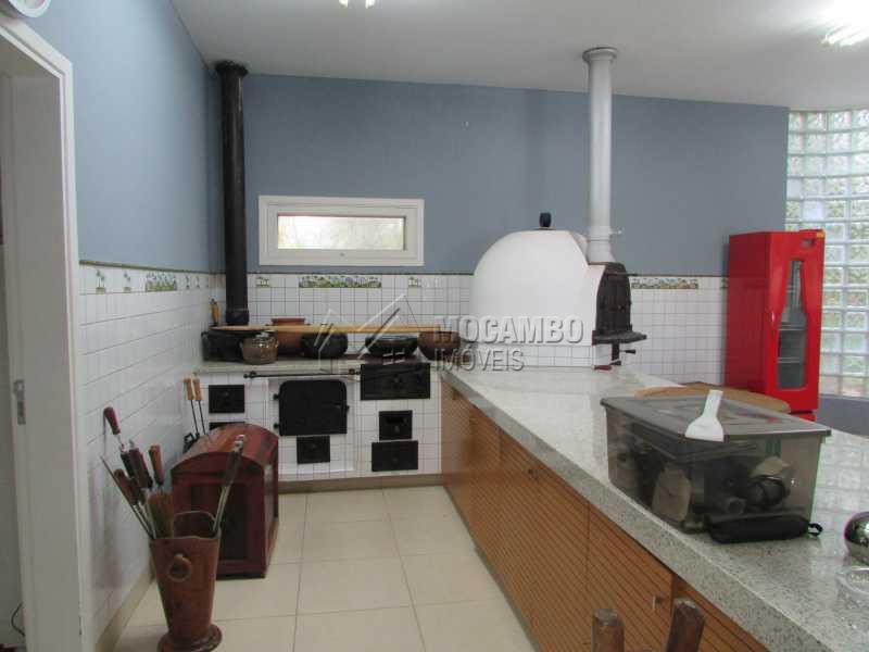 àrea gourmet - Casa em Condominio em condomínio À Venda - Condomínio Ville Chamonix - Itatiba - SP - Jardim Nossa Senhora das Graças - FCCN40065 - 29