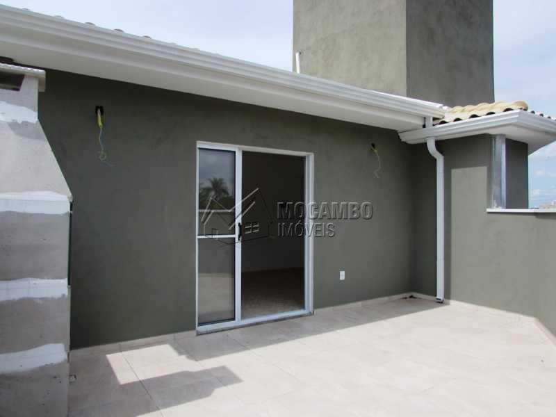 Varanda Cobertura - Apartamento 2 quartos à venda Itatiba,SP - R$ 241.515 - FCAP20396 - 7