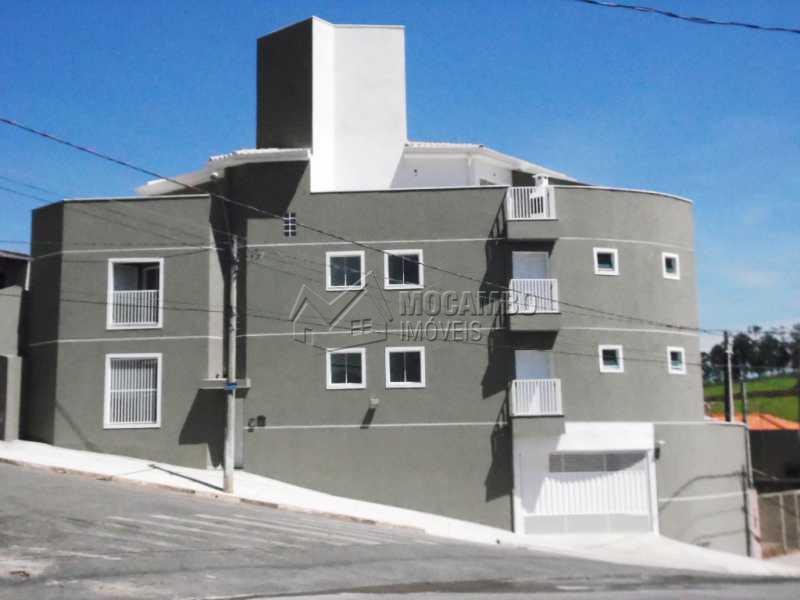 Fachada - Apartamento 2 quartos à venda Itatiba,SP - R$ 241.515 - FCAP20396 - 1