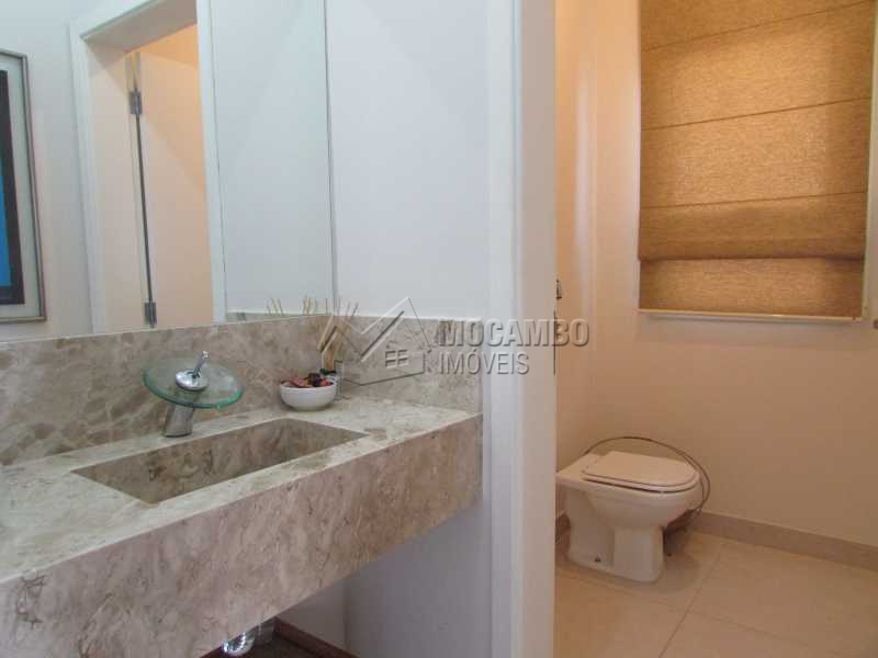 Lavabo - Casa em Condomínio 3 quartos à venda Itatiba,SP - R$ 880.000 - FCCN30195 - 3