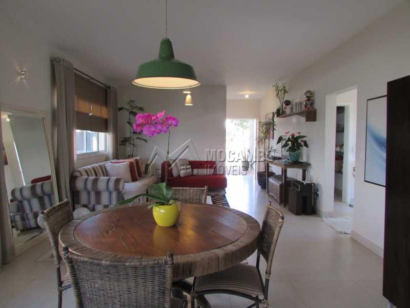Sala de Jantar - Casa em Condominio em condomínio À Venda - Condomínio Ville de France - Itatiba - SP - Jardim Nossa Senhora das Graças - FCCN30195 - 5