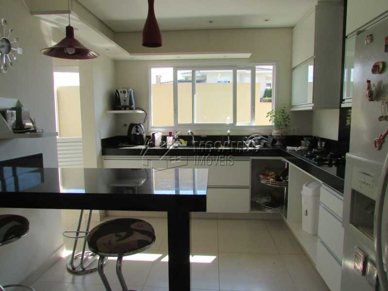 Cozinha - Casa em Condominio em condomínio À Venda - Condomínio Ville de France - Itatiba - SP - Jardim Nossa Senhora das Graças - FCCN30195 - 11