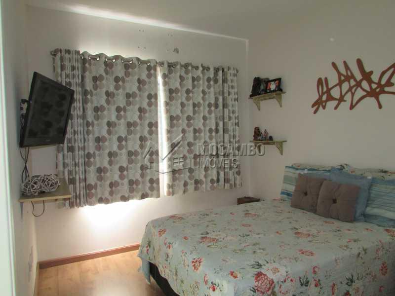 Suíte - Casa em Condominio em condomínio À Venda - Condomínio Ville de France - Itatiba - SP - Jardim Nossa Senhora das Graças - FCCN30195 - 16
