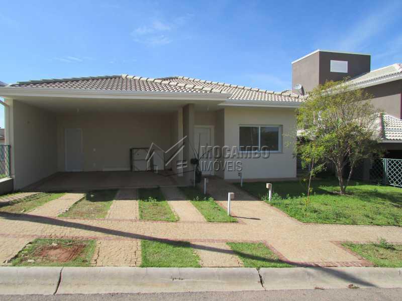 Fachada - Casa em Condomínio 3 quartos à venda Itatiba,SP - R$ 880.000 - FCCN30195 - 21