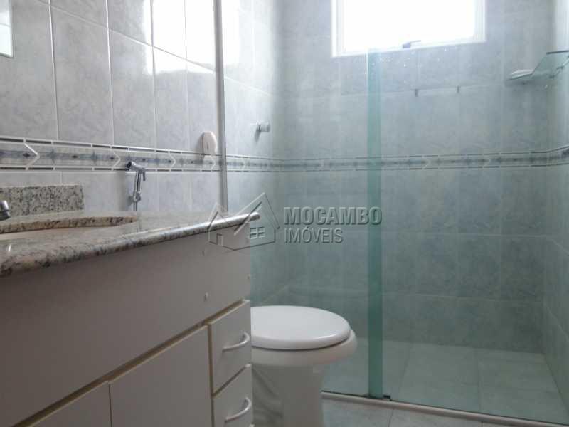 Banheiro Social - Apartamento 2 quartos para alugar Itatiba,SP - R$ 700 - FCAP20407 - 8