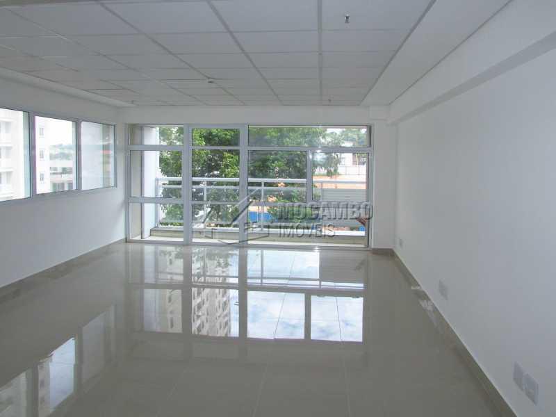 Sala comercial - Sala Comercial em condomínio Para Alugar - Condomínio Edifício Inside Corporate - Itatiba - SP - Vila Cassaro - FCSL00111 - 1