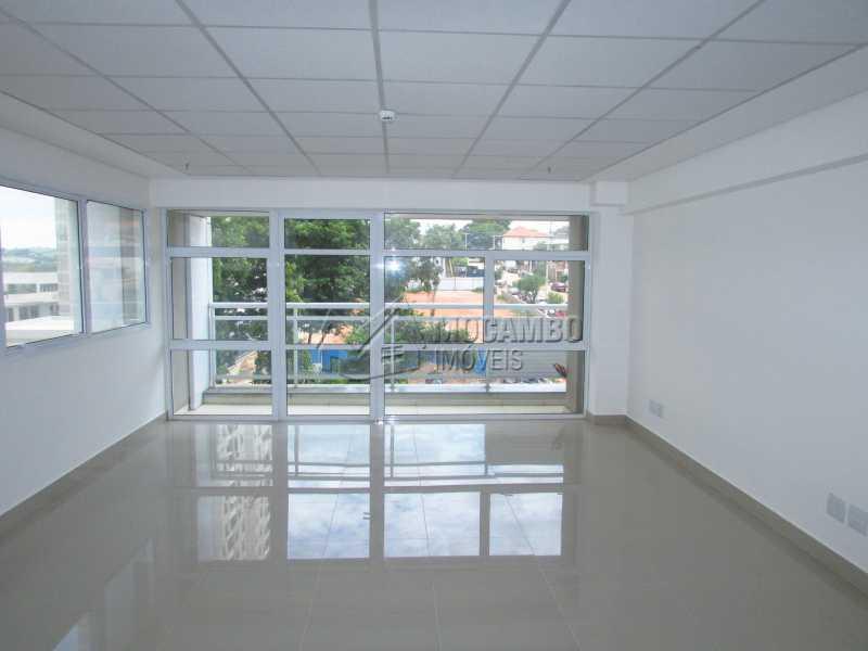 Sala comercial - Sala Comercial em condomínio Para Alugar - Condomínio Edifício Inside Corporate - Itatiba - SP - Vila Cassaro - FCSL00111 - 3