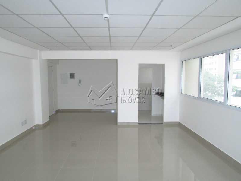 Sala comercial - Sala Comercial em condomínio Para Alugar - Condomínio Edifício Inside Corporate - Itatiba - SP - Vila Cassaro - FCSL00111 - 4