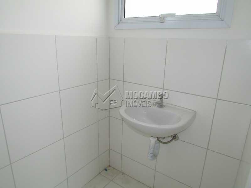 Banheirio - Sala Comercial em condomínio Para Alugar - Condomínio Edifício Inside Corporate - Itatiba - SP - Vila Cassaro - FCSL00111 - 8