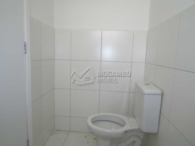Banheiro - Sala Comercial em condomínio Para Alugar - Condomínio Edifício Inside Corporate - Itatiba - SP - Vila Cassaro - FCSL00111 - 7