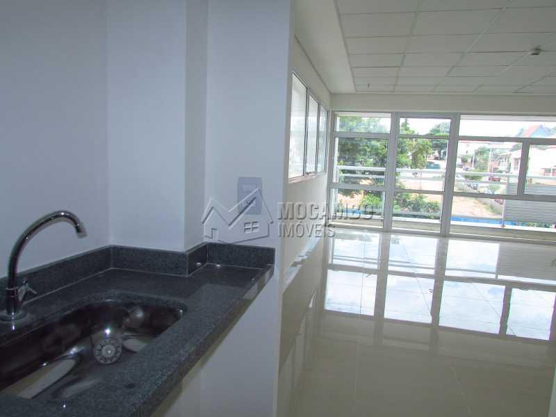 Copa - Sala Comercial em condomínio Para Alugar - Condomínio Edifício Inside Corporate - Itatiba - SP - Vila Cassaro - FCSL00111 - 5
