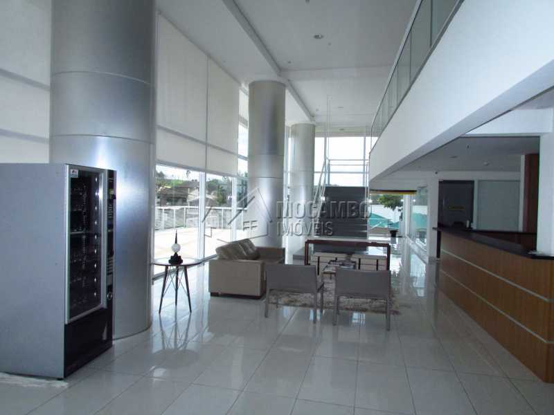 Recepção - Sala Comercial em condomínio Para Alugar - Condomínio Edifício Inside Corporate - Itatiba - SP - Vila Cassaro - FCSL00111 - 11