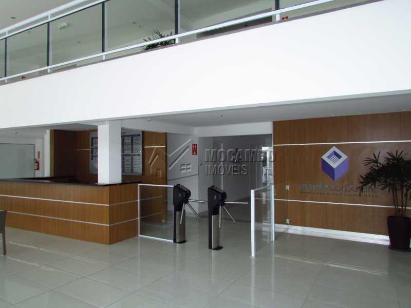 Recepção - Sala Comercial em condomínio Para Alugar - Condomínio Edifício Inside Corporate - Itatiba - SP - Vila Cassaro - FCSL00111 - 12