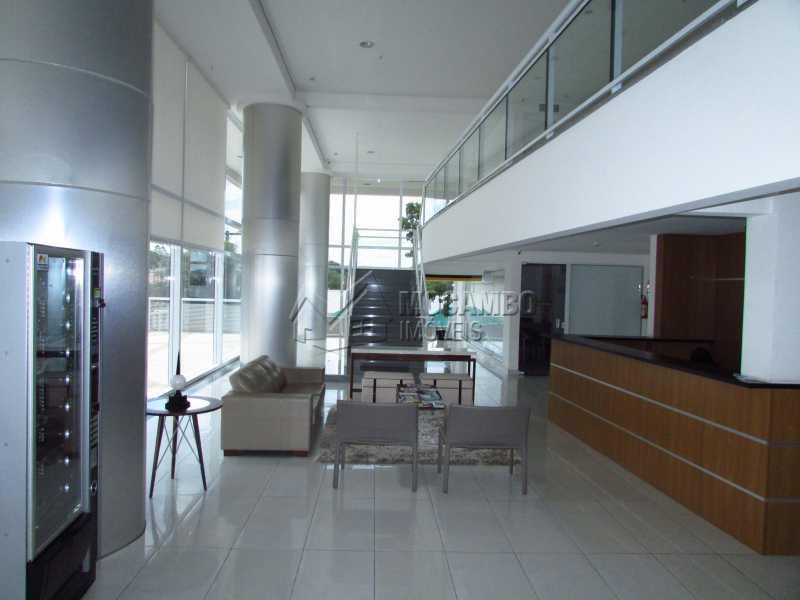 Recepção - Sala Comercial em condomínio Para Alugar - Condomínio Edifício Inside Corporate - Itatiba - SP - Vila Cassaro - FCSL00111 - 13