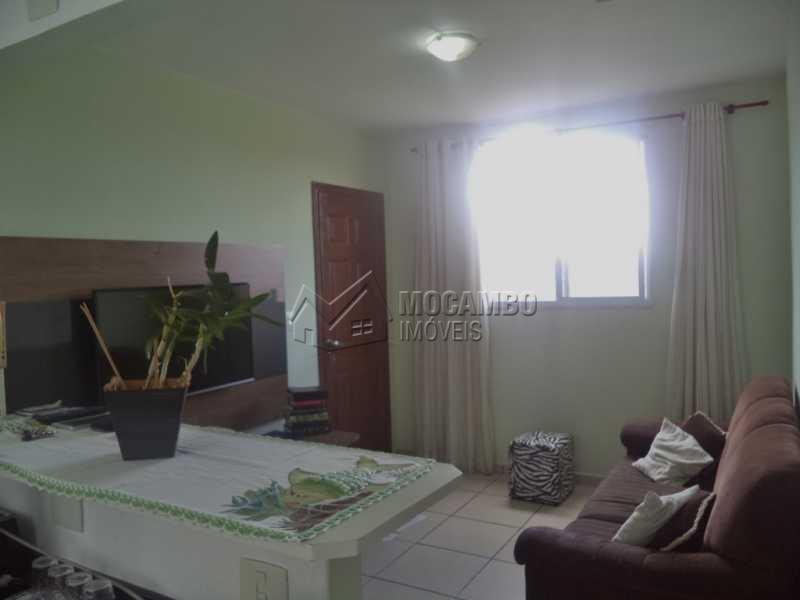 Sala - Apartamento 2 quartos à venda Itatiba,SP - R$ 160.000 - FCAP20414 - 3
