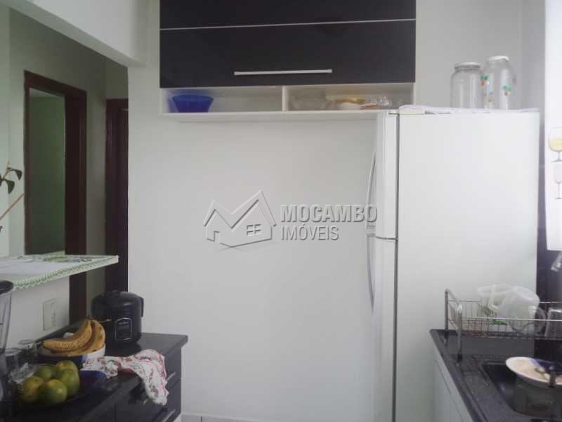 Cozinha - Apartamento 2 quartos à venda Itatiba,SP - R$ 160.000 - FCAP20414 - 4