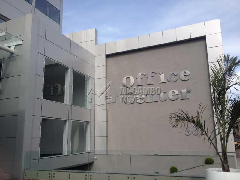 Fachada - Sala Comercial Para Alugar no Condomínio Edifício Office Center - Centro - Itatiba - SP - FCSL00116 - 10