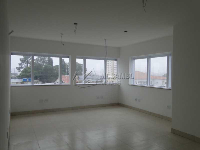 Sala Principal - Sala Comercial Para Alugar no Condomínio Edifício Office Center - Centro - Itatiba - SP - FCSL00116 - 1