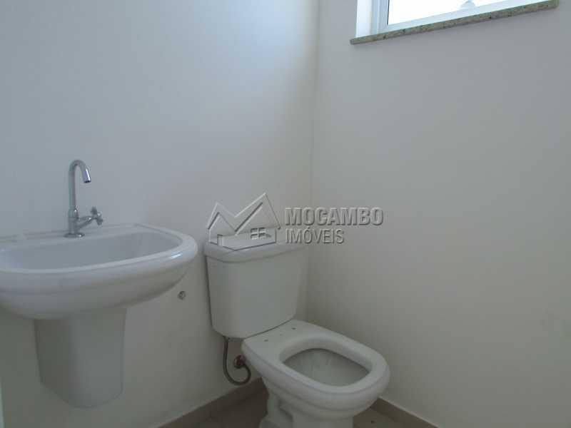 Banheiro - Sala Comercial Para Alugar no Condomínio Edifício Office Center - Centro - Itatiba - SP - FCSL00116 - 9