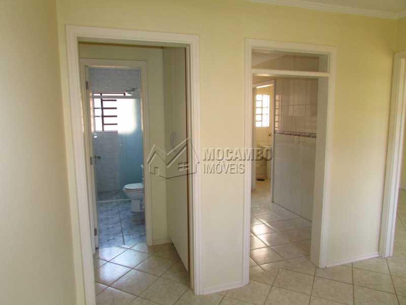 acesso a Cozinha/Quartos - Apartamento 2 quartos à venda Itatiba,SP - R$ 202.000 - FCAP20420 - 8