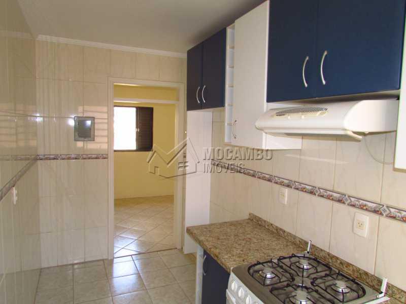 COZINHA - Apartamento 2 quartos à venda Itatiba,SP - R$ 202.000 - FCAP20420 - 3