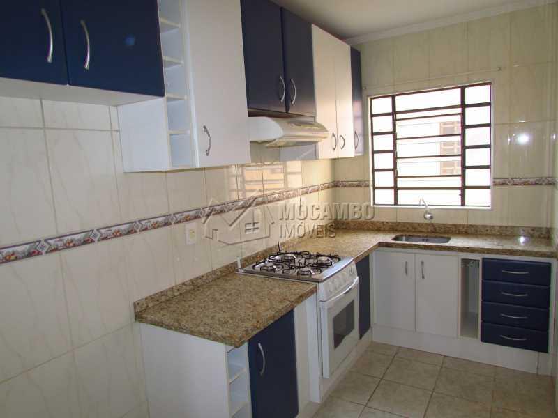 Cozinha - Apartamento 2 quartos à venda Itatiba,SP - R$ 202.000 - FCAP20420 - 1